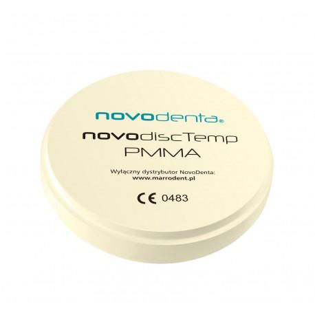 NOVODISC TEMP PMMA B1 98x15mm