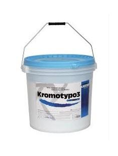 GIPS 3KL KROMOTYPO NIEBIESKI TWARDY WIADERKO - 25 kg