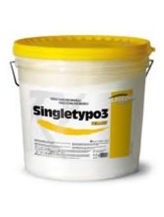 GIPS 3KL SINGLETYPO 25kg ZIELONY TWARDY