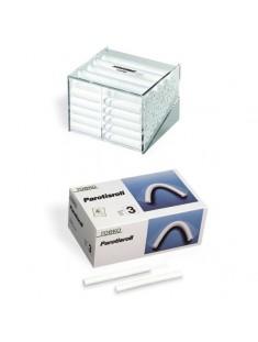 Parotisroll wałeczki stomatologiczne roz.1 9 mm x 80 mm 100 szt.
